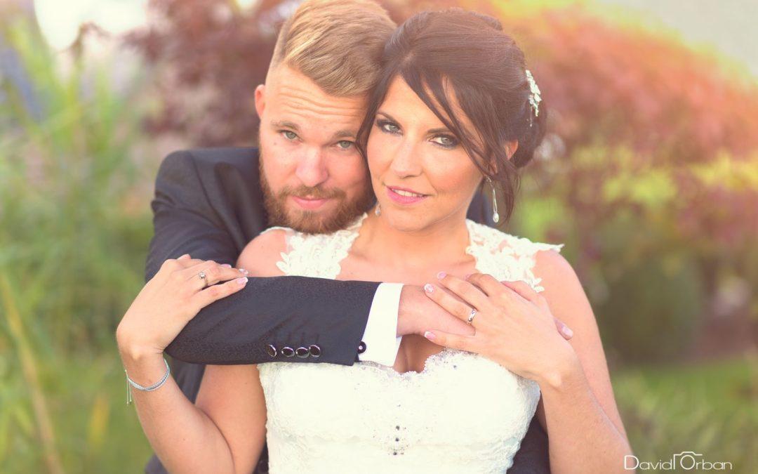Mariage d'Aurore et Jackson