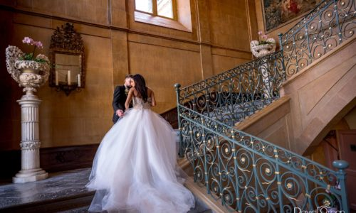 Mariage de Claudia et Joël