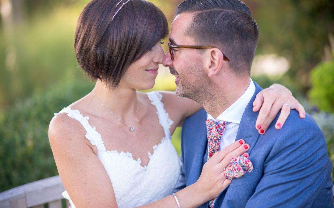 Résumé du reportage photos du mariage d'Alicia et Christophe