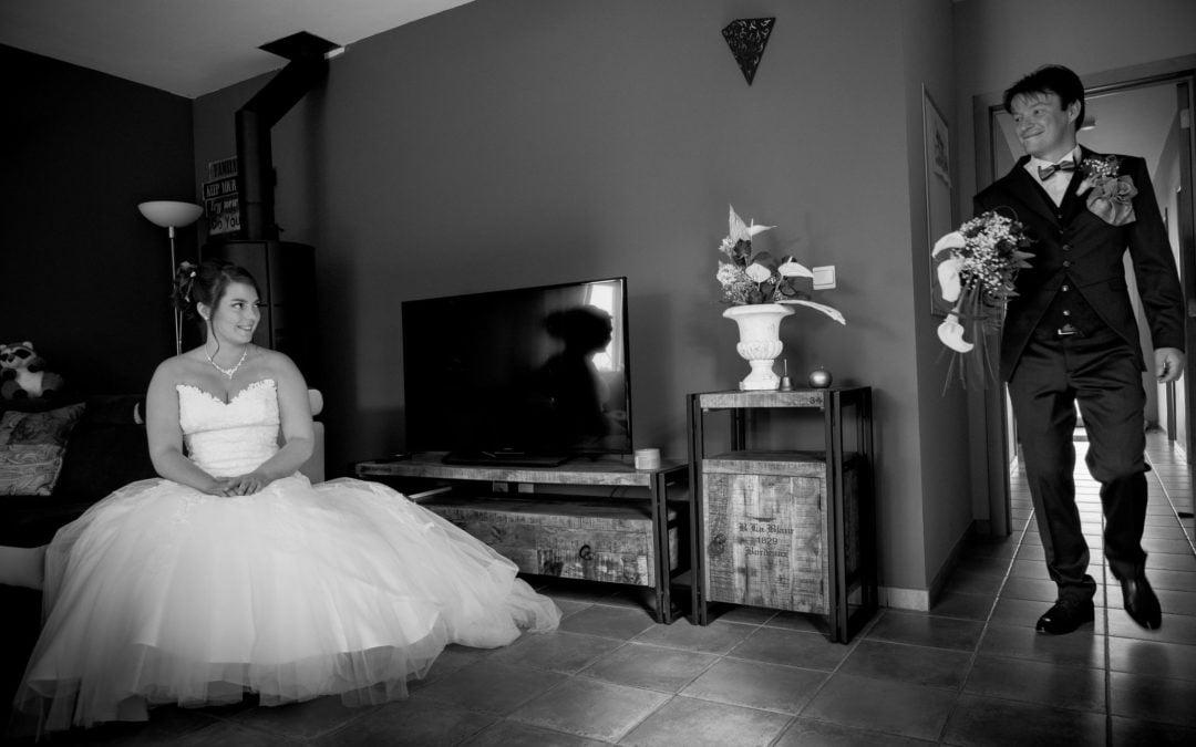 Résumé du reportage photos du mariage d'Aurore et Mathieu