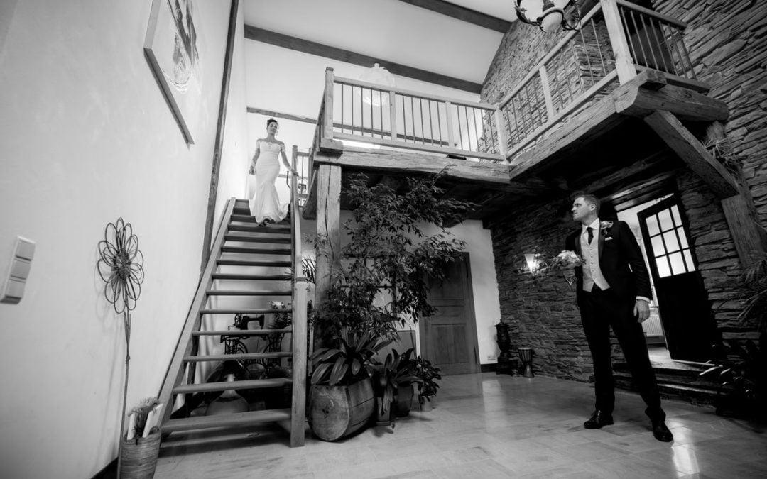 Résumé du reportage photos du mariage d'Aurélie et Décric