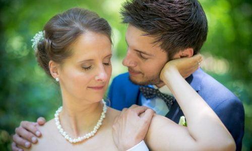 Résumé du reportage photos du mariage de Stéphanie et d'Emmanuel