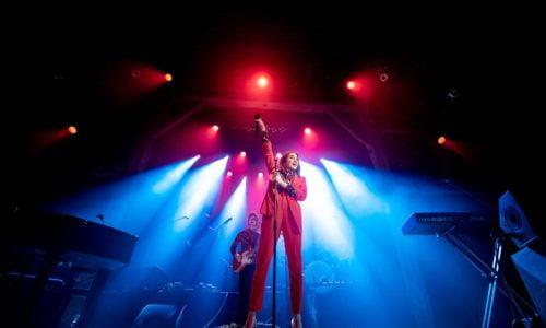 Concert de Typh Barrow du 11 janvier 2019 à la Ferme du Biéreau