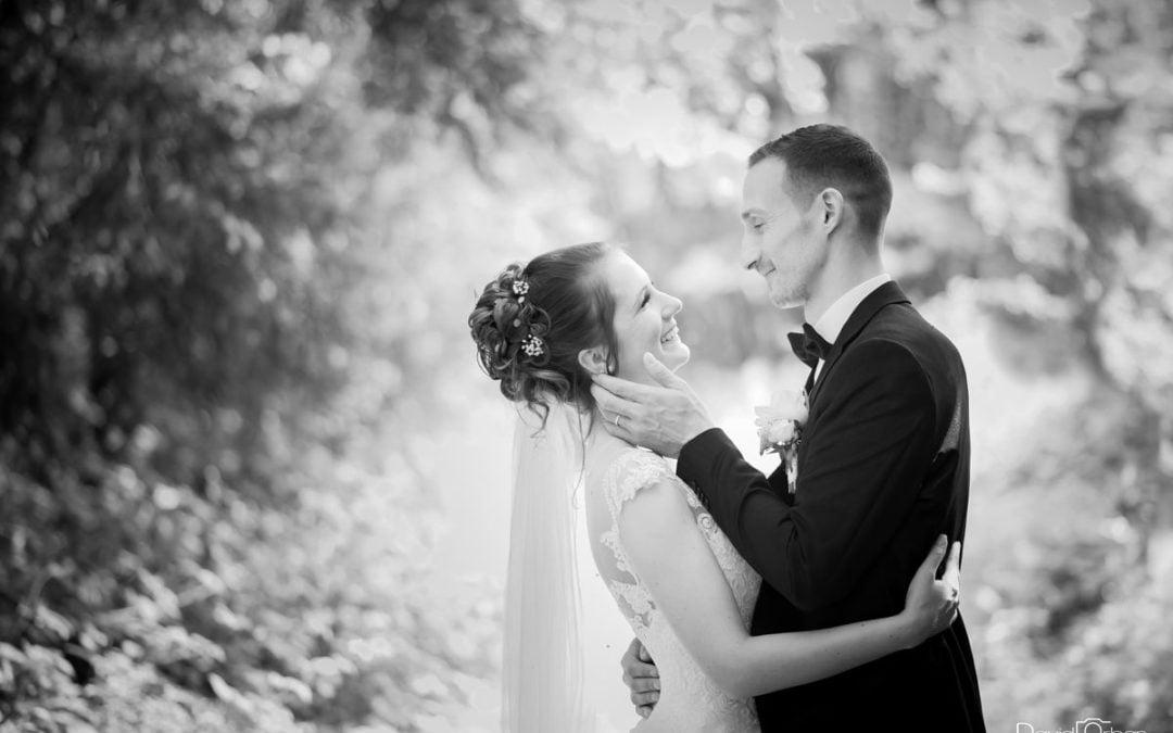 Résumé du reportage photos du mariage de Pauline et Jérôme