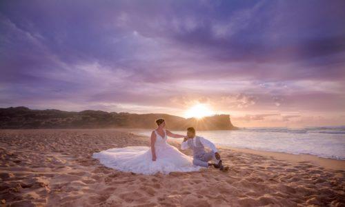 Résumé du post-mariage d'Anne-Sophie et Jonathan au Portugal