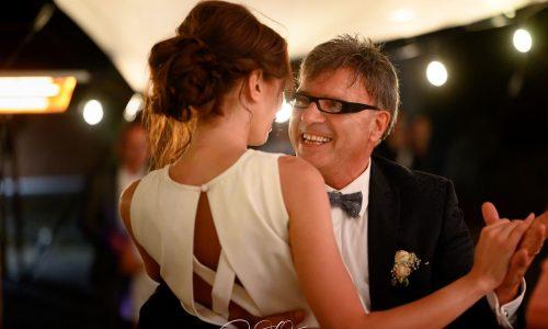 Résumé du reportage photos du mariage de Wafa et Gennaro