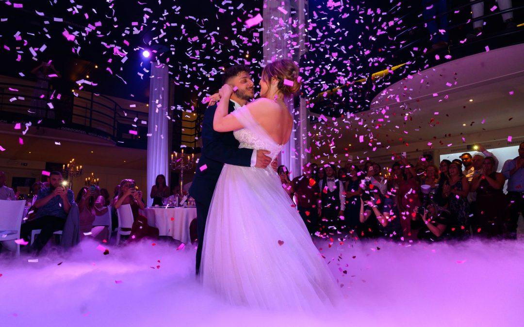 Résumé du reportage photos du mariage de Sare et Anthony